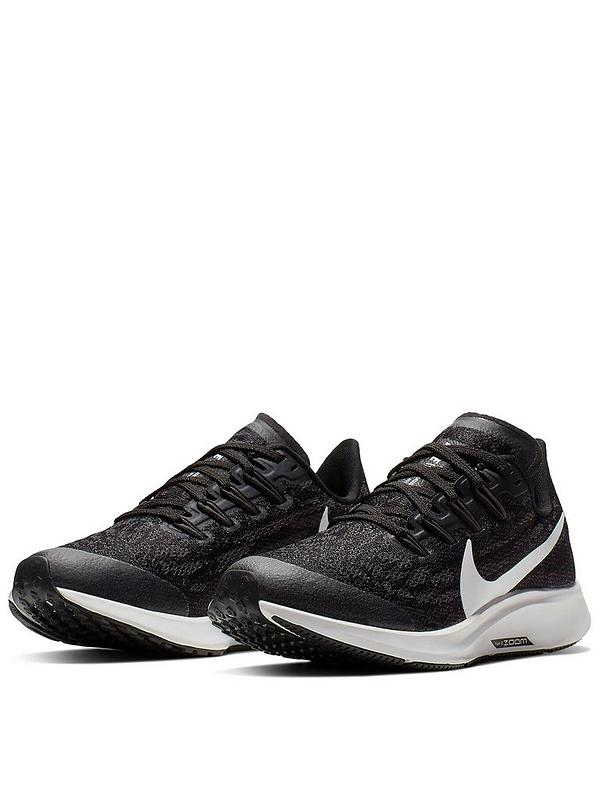 buy best many styles sports shoes Air Zoom Pegasus 36 Junior Trainers - Black/White