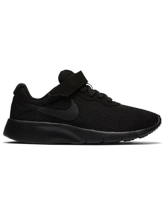 96289aaf85 Nike Tanjun Childrens Trainers - Black   very.co.uk
