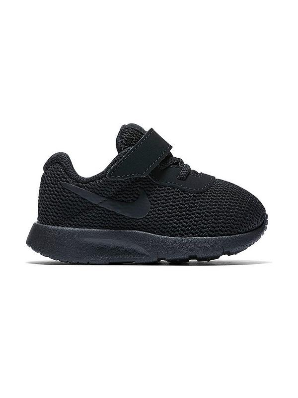 top brands cheapest price run shoes Tanjun Infant Trainers - Black