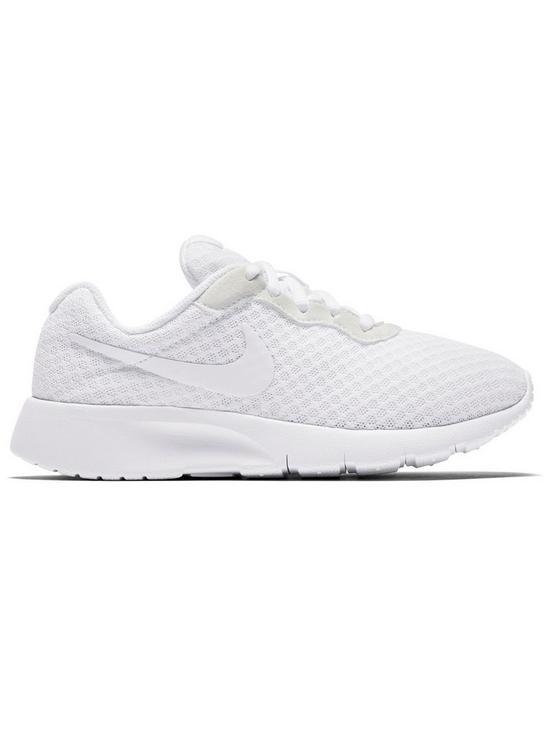 3484a05fd1 Nike Tanjun Childrens Trainers - White   very.co.uk