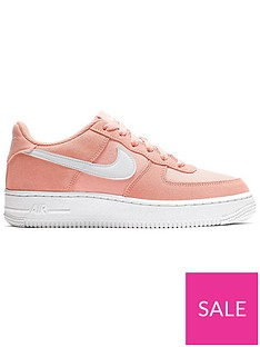 3dbcc987d0 Nike Air Force 1 | Trainers | Child & baby | www.very.co.uk