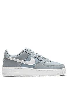 huge discount bac97 1ee84 Nike Air Force 1 Junior Trainer