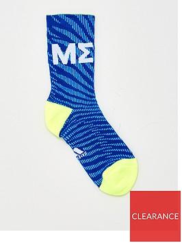 adidas-3-pack-youth-messi-socks-black