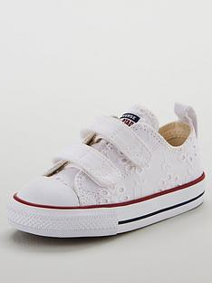 c940cd28a7 Converse Chuck Taylor All Star Ox | Infant footwear (sizes 0-9 ...