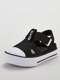 0da9b00a68f Converse Chuck Taylor All Star Superplay Infant Sandals - Black/White