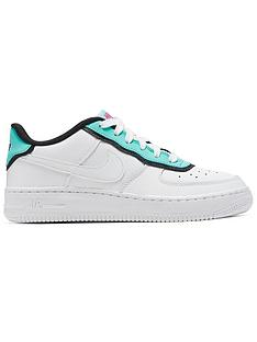 nike-air-force-1-lv8-junior-trainers-whitepink