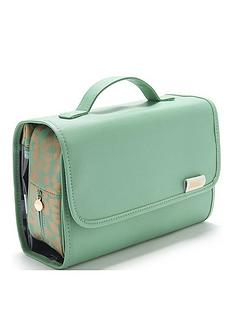 bdf98f08f666 Victoria Green Victoria Green Jade Leopard Emma 3 in 1 Beauty Bag System