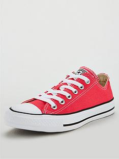 863e8756033 Converse Chuck Taylor All Star Ox | Trainers | Women | www.very.co.uk