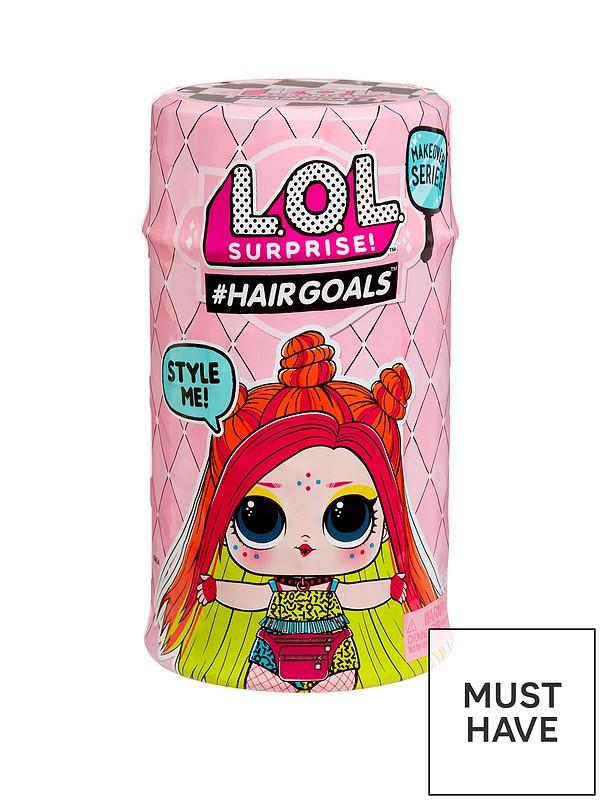 L O L Surprise Hairgoals Doll