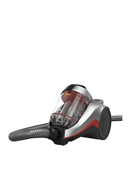 vax-cvhuv013-air-max-pet-cylinder-vacuum-cleaner-grey-and-red