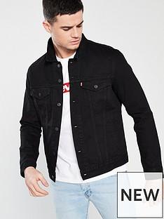 levis-denim-trucker-jacket-black
