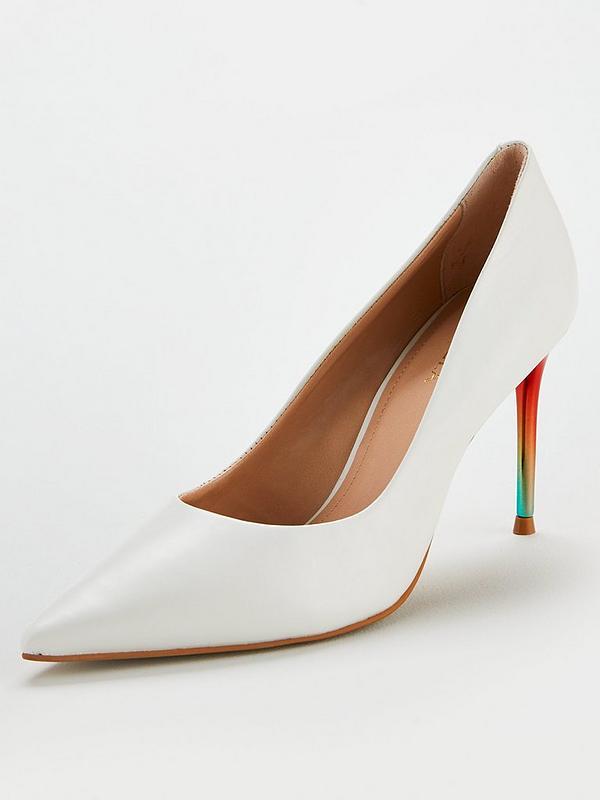 Carvela Alison Rainbow Court Stiletto Heeled Shoes - Multi  e189f563d6b