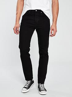 levis-501-slim-taper-jean-black