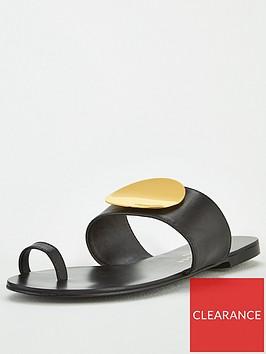 kurt-geiger-london-orchid-flat-sandal
