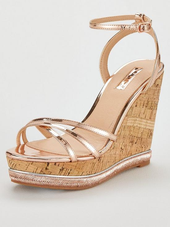 5b71d915d6 OFFICE Honcho Update Wedge Sandals | very.co.uk