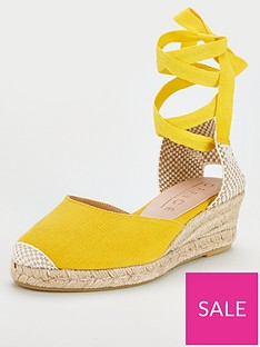 office-mini-low-espadrille-wedge-sandals