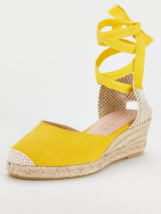14768ddc34 OFFICE Mini Low Espadrille Wedge Sandals | very.co.uk