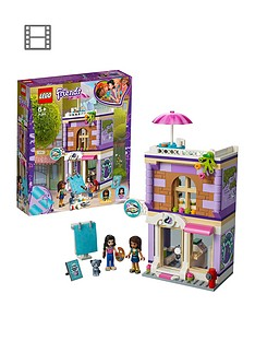 LEGO Friends 41365 Emma's Art Studio