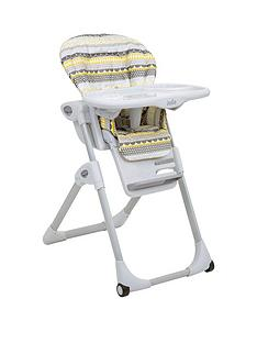 Joie Mimzy 2 in 1 Highchair- Heyday