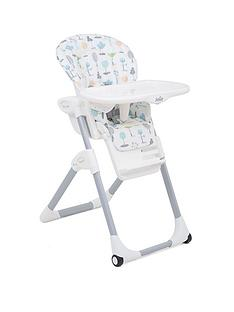 Joie Joie Mimzy 2 in 1 Highchair- Pastel Forest
