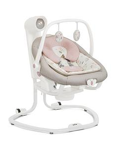 Joie Joie Serina 2-in-1 Swing/Rocker - Forever Flowers