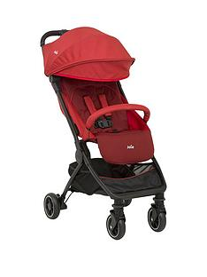 joie-pact-stroller-cranberry