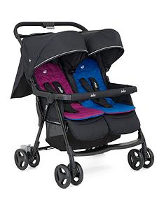 joie-baby-aire-twin-stroller-rosysea