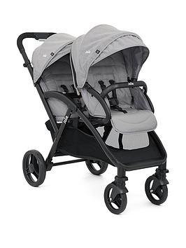 Joie Baby Evalite Duo Stroller - Grey Flannel