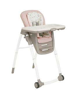 Joie Joie Multiply 6 In 1 Highchair - Forever Flowers