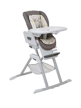 Joie Joie Mimzy Spin 3-In-1 Highchair Geometric Mountains