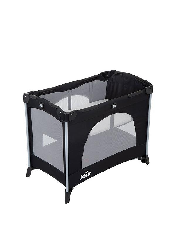 best sneakers ea8a0 a9761 Kubbie Travel Cot - Coal
