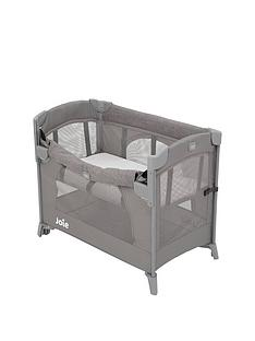 joie-kubbie-sleep-travel-cot-foggy-grey