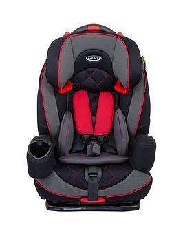 Graco Nautilus Elite Group 123 Car Seat
