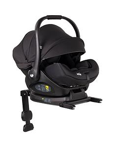 Joie Joie I-Level Group 0+ infant Car Seat, Including I-Base LX - coal