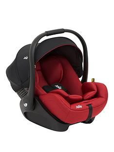 Joie Joie I-Level Group 0+ Car Seat, Including I-Base LX - lychee