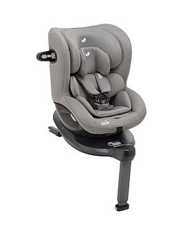 Joie Joie I-Spin 360 I-Size Group 0+1 Car Seat - Grey Flannel