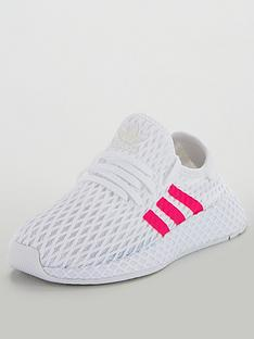 adidas-originals-deeruptnbspchildrensnbsptrainers-whitepink