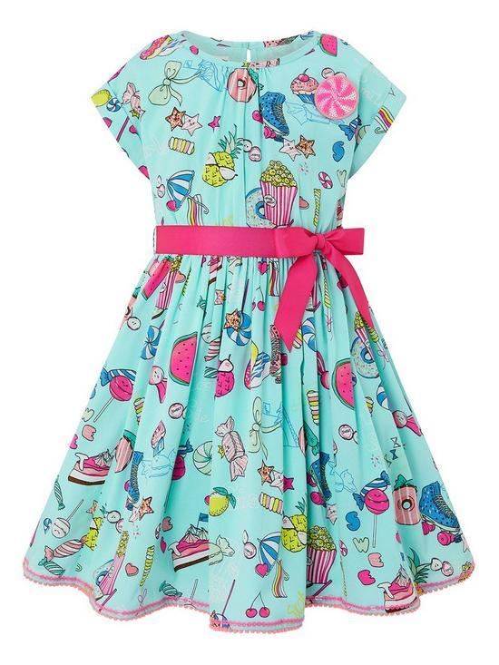 d616fb83b5683 Monsoon Marlin Sweets Dress | very.co.uk