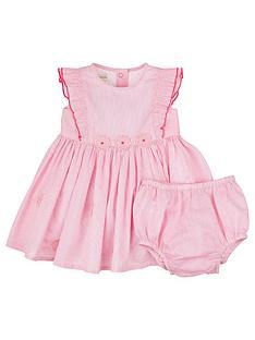 4caad79c2a8 Monsoon Newborn Baby Flora Dress