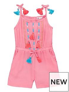 mini-v-by-very-girls-fluoro-tassel-playsuitnbsp--pink