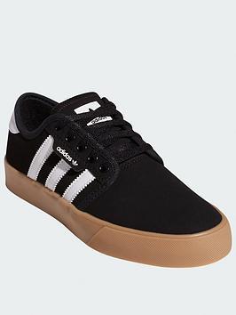 adidas-originals-seeley-junior-trainers-blackgum