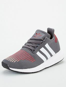 adidas-originals-junior-swift-trainers-greywhite