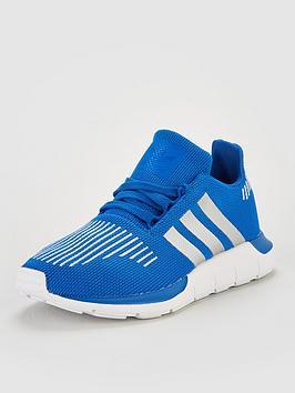 adidas-originals-swift-junior-trainers-bluesilver