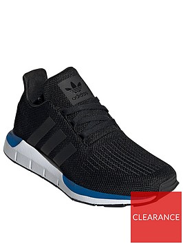 adidas-originals-childrens-swift-trainers-blackblue