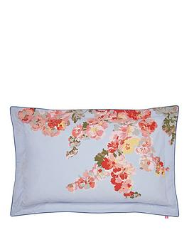 joules-hollyhock-floral-100-cotton-percale-oxford-pillowcase