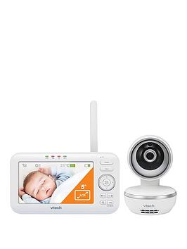 Vtech Vtech Safe And Sound 5 Video Baby Monitor Vm5261