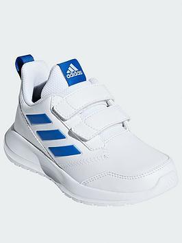 adidas-altarunnbspchildrensnbsptrainers-whiteblue