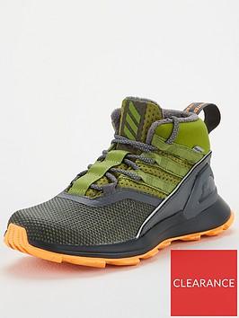 adidas-rapidarun-atr-junior-trainers-greykhaki