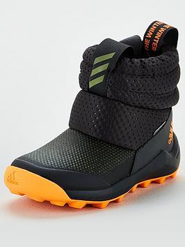 adidas-childrens-rapidasnow-snow-boots-greyorange