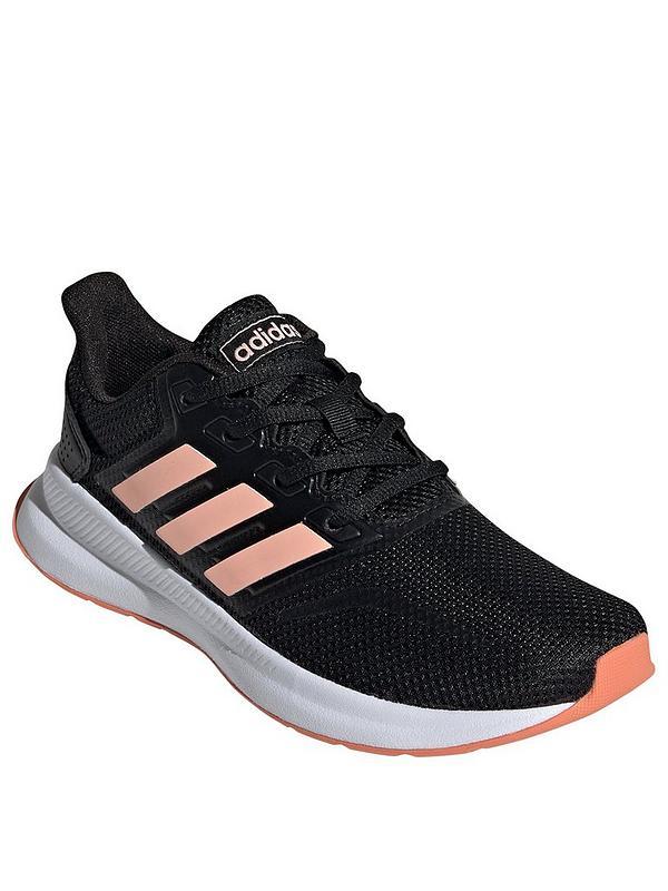 black and pink adidas ffe8e9